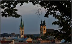 .Nitra Notre Dame, Statue Of Liberty, Outdoors, Building, Places, Travel, Life, Statue Of Liberty Facts, Viajes