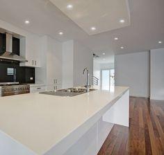 Illuminare la cucina - Cucina con faretti | Cucina