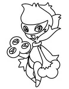 Pokemon Diamond And Pearl Coloring Pages Sketch Template