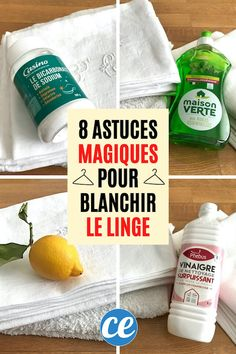 8 magic tricks to whiten clothes easily (NO bleach). Rope Shelves, Wooden Shelves, Cleaning Recipes, Diy Cleaning Products, How To Whiten Clothes, How To Remove Rust, Writing Numbers, Washing Clothes, Bleach Clothes