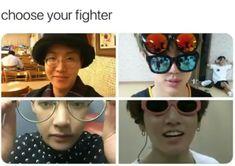I pick all 4