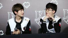 MSI Day6:Faker and Peanut图集