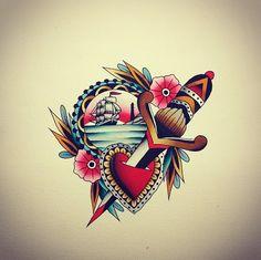 Kirk Jones Tattoo Flash | KYSA #ink #flash #tattoo