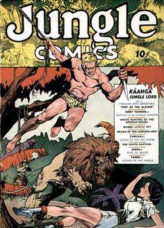Jungle Comics #1