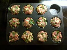 Pacific Paleo: Day 23 - Mini Paleo Meat Loaf