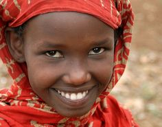 BEAUTIFUL CHILDREN from the Hanano Refugee Camp by CK Somalia, via Flickr