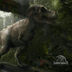 Awesome pic of rexy