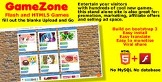 Deals GameZone Flash and HTML5 stand alone game siteso please read the important details before your purchasing anyway here is the best buy