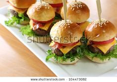 party finger foods - #DTGraduationParty