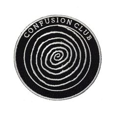 Strike Gently Co. — Confusion Club Patch