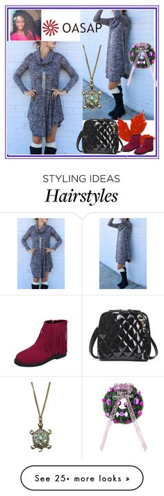 """Oasap I/16"" by nihada-niky on Polyvore featuring vintage and oasap"