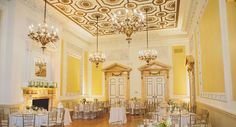 This is definitely one of our favorite Philadelphia wedding venues! Find out how much a wedding here will cost you: http://www.womangettingmarried.com/stotesbury-mansion-wedding-venue/