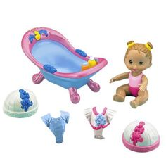Fisher-Price Snap 'n Style Baby – Kira  -  Click image twice for more info - See a larger selection of  Baby Bath toys at  http://zbabybaby.com/category/baby-categories/baby-and-toddler-toys/baby-bath-toys/ - gift ideas, baby , baby shower gift ideas « zBabyBaby.com