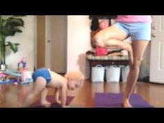 Mommy and Me Yoga - Baby Yoga