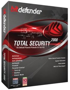 BitDefender Total Security 2008 - 2 Years/3 Pc's [OLD VERSION] - Find Me The Cheapest Price	: $47.99