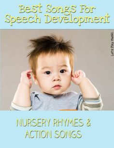 The best songs for speech development are the old favourites; traditional nursery rhymes and action songs handed down through the generations. These songs are an easy, fun way to help babies to recognise and imitate new sounds and vocabulary. They are often performed with simple actions or movement that both encourage engagement and develop motor …