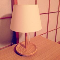 スタンドライト/無印良品/無印良品ライト/照明/無印/机…などのインテリア実例 - 2014-01-24 23:31:11 | RoomClip(ルームクリップ)