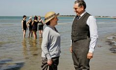 Downton Abbey: will Mrs Hughes and Mr Carson give us the love story we yearn for this Christmas?