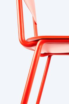 KOM | Leibal Urban Furniture, Furniture Decor, Furniture Design, Wall Accessories, Restaurant Interior Design, Metal Chairs, Minimalist Design, Chair Design, Architecture Design