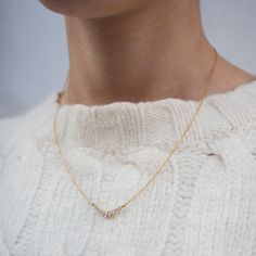 Shop for exclusive handmade fine jewellery and engagement rings made in London by our Goldsmiths or contact us on 0207 713 6185 to commission a bespoke piece. Diamond Bar Necklace, Arrow Necklace, Diamond Life, Fine Jewelry, Jewelry Design, Rose Gold, Engagement Rings, Brown, Yellow