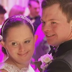Debutante Ball: Couple With Down Syndrome Attend Coming-of-Age Ball for People With Disabilities.  Taylor Anderton and Michael Cox, who are engaged, attended the annual affair on the Gold Coast in Queensland, Australia, along with 18 other debutantes, ABC reports.