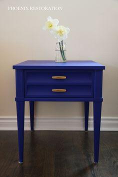 blue colors blue furniture