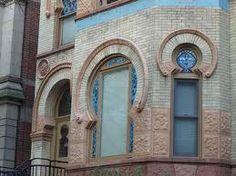 beautiful Moorish windows