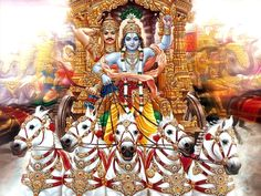 Krishna Arjun Wallpapers and Images