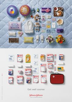 Adeevee - Johnson & Johnson: Get well sooner, Moms, Halloween