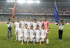 Away Jersey of FC Pune City Team