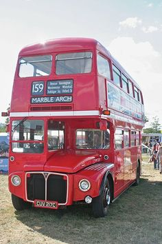 London Bus, London City, London Transport, Mode Of Transport, Public Transport, Routemaster, Red Bus, Double Decker Bus, Bus Coach