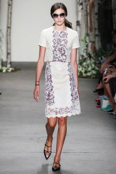 Honor Spring 2014 Ready-to-Wear Collection