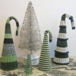 50 DIY Christmas Tree Craft Ideas Collection - DIY Crafty Projects