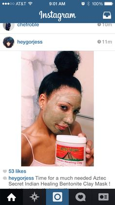 Facial mask-Whole Foods $6