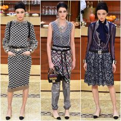 Chanel fall-winter collection 2015 www.parisianstyle.nl
