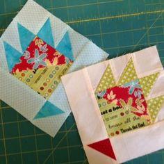 Block 18 – Lina's Gift – The Splendid Sampler™