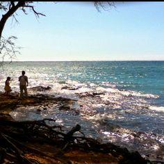 Last year in Hawaii