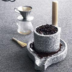 커피 맷돌 2종 [행복한 맛의 모험가, 락식]