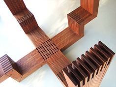 Trone designed by Alfred van Elk for art event Symposion Gorinchem. Top view.