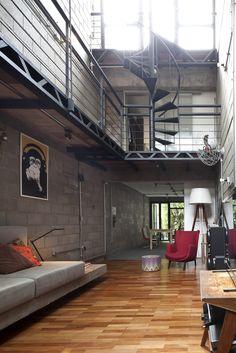 """URBANA arquitetura: Conheça o Projeto """"Loft Vasco"""" vencedor do prêmio """"O Melhor da Arquitetura 2012"""", organizado pela Editora Abril, categoria Reforma Residencial."""