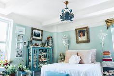 A Look Inside Linda Rodin's Maximalist Apartment - mindbodygreen