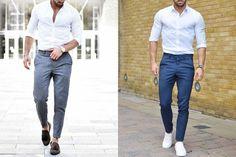 Calça de alfaiataria masculina  8 dicas para usar no seu look - El Hombre da82c5174e28