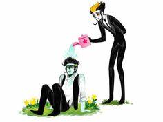 ¡El comic no es de mi pertenencia!   Autora: ☁THE SNIPSTER☁   Yo sólo me encargo de compartirlo con ustedes, me esfuerzo al...