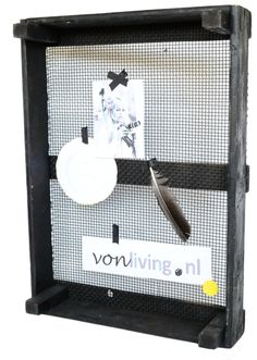 Kist http://www.vonliving.nl/Webwinkel-Product-5572420/Veilingkist.html#