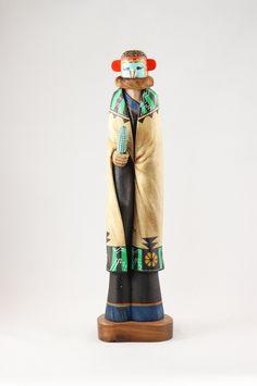 Hopi Blue Corn Maiden