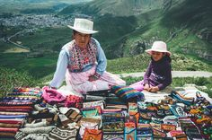 Souvenir stop on our way to Colca Canyon outside Arequipa, Peru.Photograph Valley Vendor by Jose  Vazquez on 500px