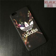 アディダス iphone7/7 plus ケース 夜光 ブランド adidas iphone6s plus 保護ケース お洒落 アイフォン 7 プラス カバー iphone 6s 軽量化