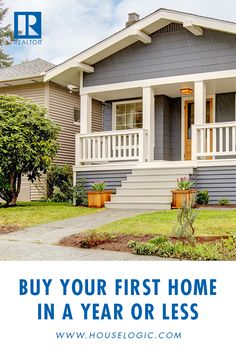 Your first home is closer than you think. All it takes is a little planning and preparation.