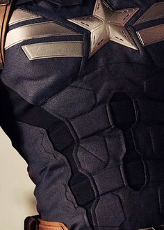 Did You Like Cap's Suit in Winter Soldier?