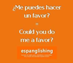 Espanglishing   free and shareable Spanish lessons = lecciones de Inglés gratis…
